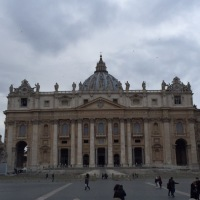 Róma januárban