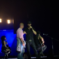 Enrique Iglesias Live Budapest