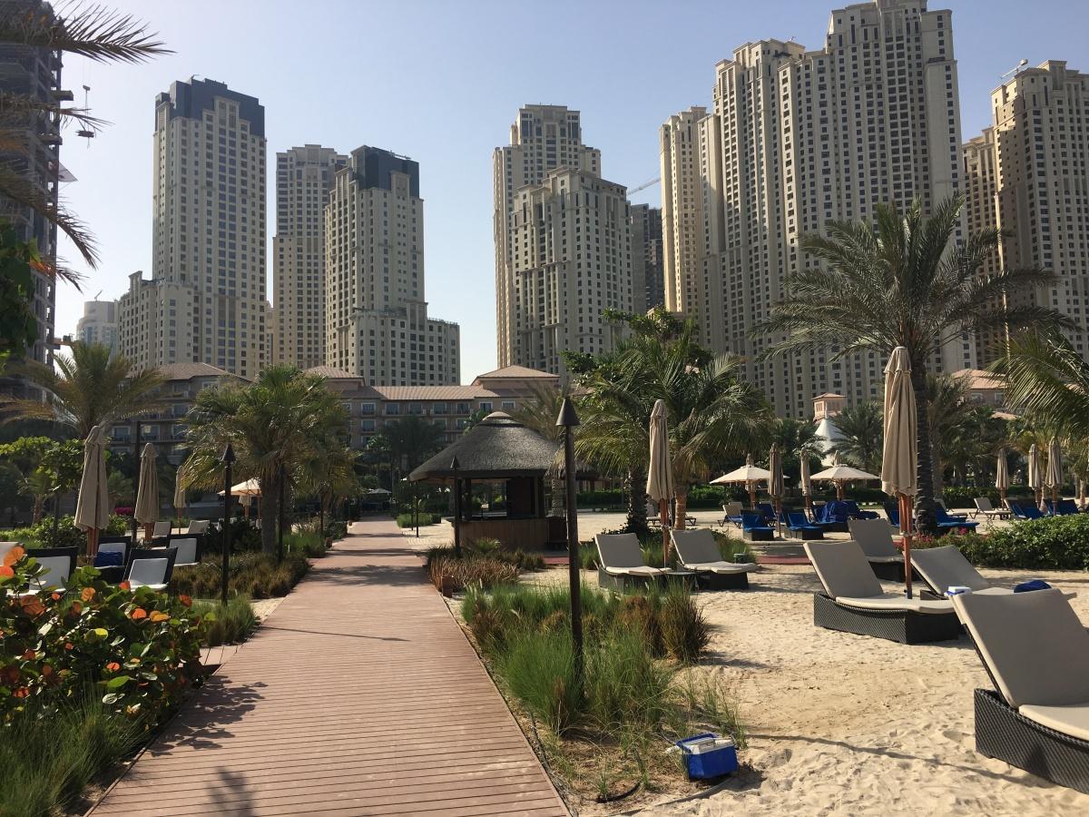 Dubaj, az örök nyár földje