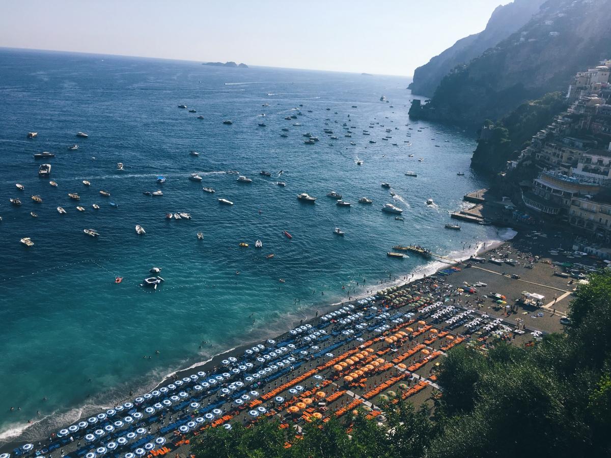 Körút az Amalfi parton